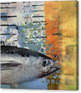 Funky Fish Canvas Print