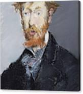George Moore        Canvas Print