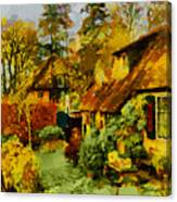 Giethoorn Collection - 1 Canvas Print