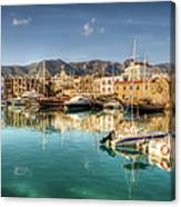 Girne  Kyrenia , North Cyprus Canvas Print