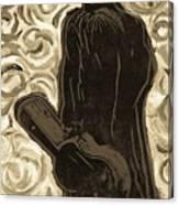 Gogh Johnny Go Canvas Print