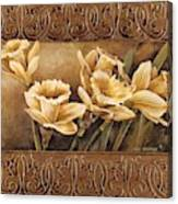 Golden Daffodils II    Canvas Print