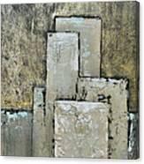 Golden Skyline IIi Canvas Print
