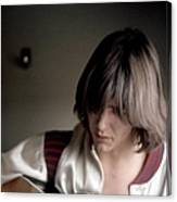 Gram Parsons In Chicago Canvas Print