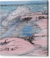 Grand Marais. Artist's Point Canvas Print