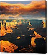 Grandview Point 3 Canvas Print