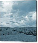 Great Plains Grandeur Canvas Print