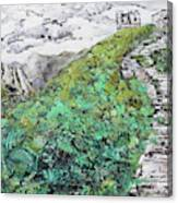 Great Wall Of China 201839 Canvas Print