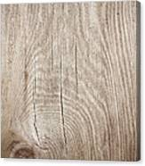 Grunge Wood Textured Background With Canvas Print