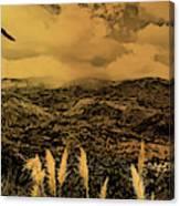 Gualaceo, Ecuador Panorama  Canvas Print