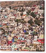 Guanajuato Canvas Print
