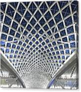 Guangzhou Railway Station Canvas Print