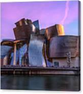 Guggenheim Museum - Bilbao, Spain Canvas Print