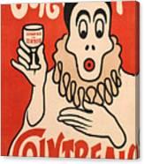 Cointreau Guignolet 1898 advertising poster