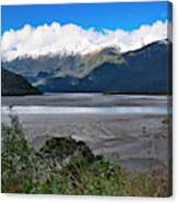 Haast Valley - New Zealand Canvas Print