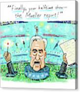 Halftime Show Canvas Print