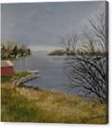 Hamilton Island Canvas Print