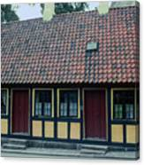 Hans Christian Anderson Childhood Home Canvas Print