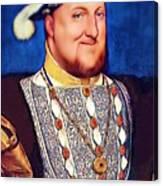 Happy Henry Canvas Print