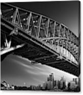 Harbour Bridge Profile Mk.i Canvas Print