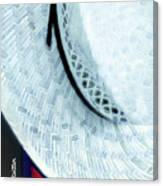 Hat Painting Canvas Print