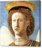 Head Of St. Michael Canvas Print