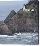 Heceta Head Light Canvas Print