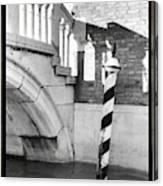 Hidden Passages Venice Vii    Canvas Print