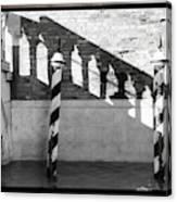 Hidden Passages Venice Viii    Canvas Print