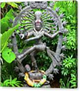 Hindu Statue  Canvas Print
