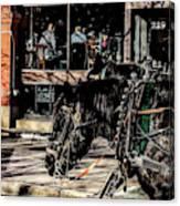 022 - Horses Canvas Print