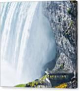 Horseshoe Fall, Niagara Falls, Ontario Canvas Print