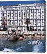 Hotel Sports Canvas Print