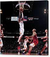 Houston Rockets V Phoenix Suns Canvas Print