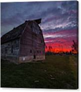 How Country Feels  Canvas Print