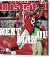 How Has Arizona Gone 8-1 By Overcoming A Ravaged Roster And Sports Illustrated Cover Canvas Print