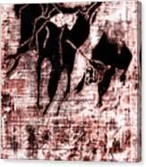 How The Leopard Got His Spots D9ed4 Canvas Print