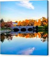 Hoyt Lake Canvas Print
