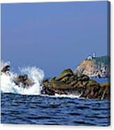 Huatulco Lighthouse Canvas Print
