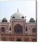 Humayuns Tomb, Delhi Canvas Print