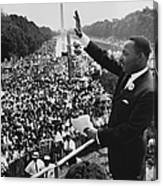 I Have A Dream Canvas Print
