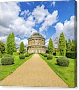Ickworth House, Image 18 Canvas Print