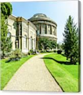 Ickworth House, Image 6 Canvas Print