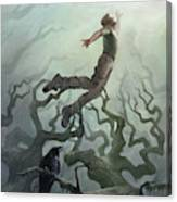 Illusion Of Freedom Canvas Print