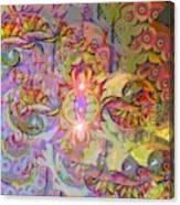 Illusion Wave #2 Canvas Print