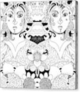 Imagine 3 Canvas Print