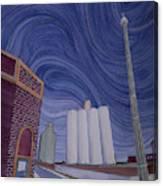 Impressions Of Harrington Canvas Print