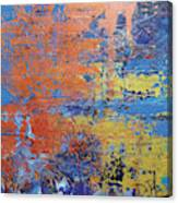 In The Horizon Ll Canvas Print