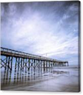 Iop In The Morning Canvas Print