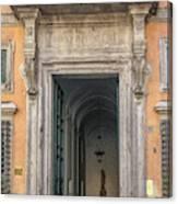 Ioseph Cini Palazzo Ferrini Canvas Print